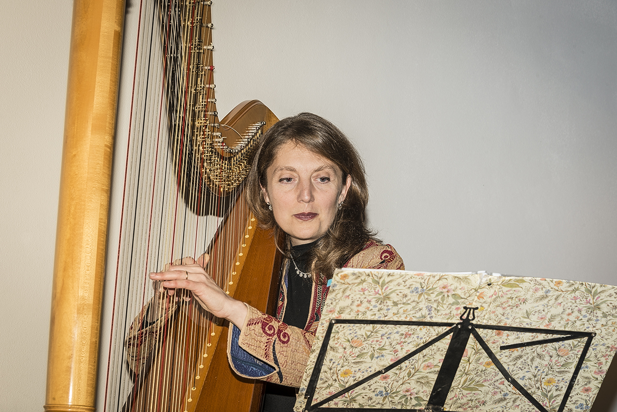 Le foto del Concerto d'Arpa