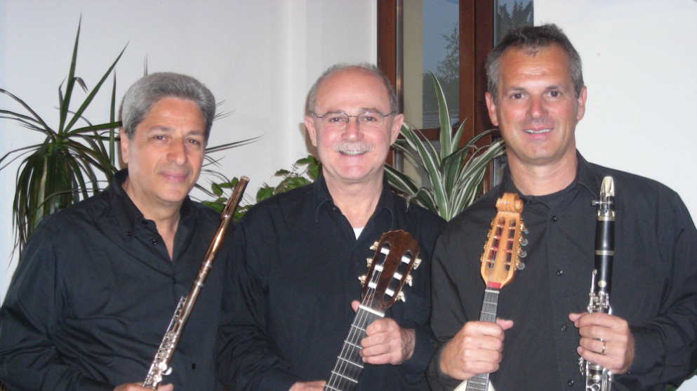 Concerto ENSEMBLE CLASSICA TRIO