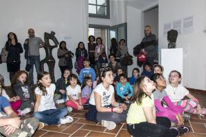 I bambini e la scultura II