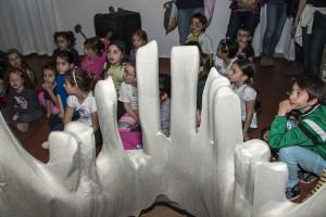 I bambini e la scultura III
