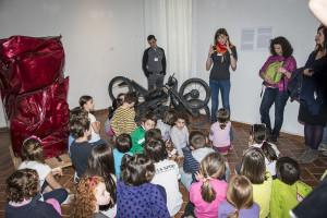 I bambini e la scultura VIII