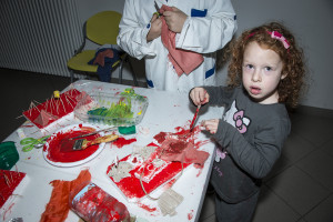 I bambini e la scultura VII