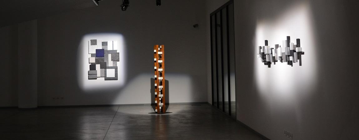 """""""Quadrato e concreto"""" mostra personale di Sergio Bertelli"""